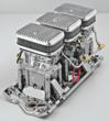 Summit Racing Triple 2-Barrel Induction Combo for Small Block Chevy