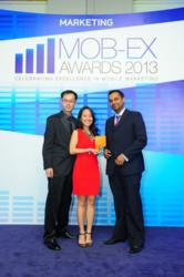 GSI Wins Mob-Ex Awards 2013 - Best Social App and Best Informative Use of Mobile