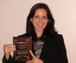 Jennifer Giuffrida of Schervier Nursing Care Center Receives Award of...