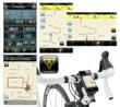 panobike bluetooth smart heart arte monitor, iphone