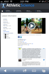 online pitching lesson