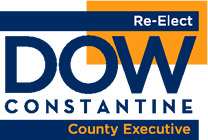 Dow Constantine for King County Executive