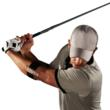 Straight Arm Golf Swing Trainer,  Golf Swing Training Aid, Improve Golf Swing, Straight Arm Straight Shot, improve golf swing, Straight golf drive, Happy golfer, Golf Channel Ad