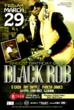 Black Rob meet & Greet At The Showroom By 8and9