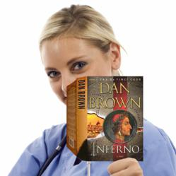 """Dr. Sienna Brooks"" in Dan Brown's Inferno"