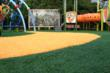 Artificial Grass by ForeverLawn at the Oz-themed playground