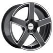 TSW Alloy Wheels - the Rivage in Gloss Black
