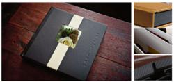 Hand-Crafted Custom Designed Leather Wedding Albums