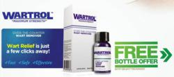 Wartrol Natural Warts Relief Solutions