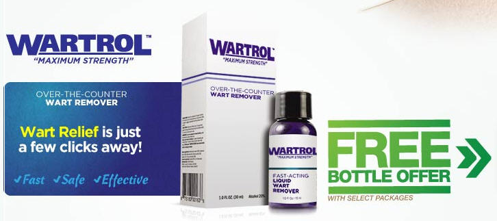 Wartrol Warts Relief Formula Now Comes With Fda Approved Ingredients For Fast Actions