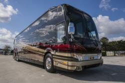 Prevost Bus Conversion by Liberty Coach