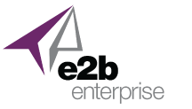 e2b enterprise develops custom cloud-based business applications and resells leading ERP accounting software, CRM, HRMS, and other enterprise business software applications from Sage Software, Epicor, Intacct, SugarCRM, and other publishers.