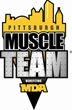Top Pittsburgh Athletes Flex Muscles for MDA at 10th Annual Muscle...