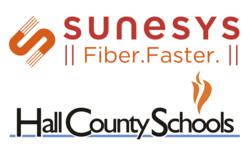 Sunesys and Hall County Public Schools