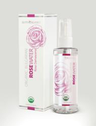 Alteya's USDA Organic Bulgarian Rose Water