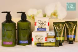 New Line of Olivina Bath and Body Beauty Products at The Olive Oil Source