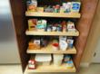 Pantry cabinet pull out shelves from Slide Out Shelves LLC