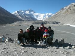 Tibet family tour, Tibet family travel, local Tibet family tour agent