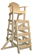 TALL LIFEGUARD CHAIR - 66 INCH