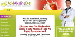 alkaline diet plan review