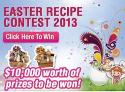 Easter Recipe Contest