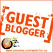 Guest Bloggers and Authors Invited to Visit ZenLama.com for Feature...