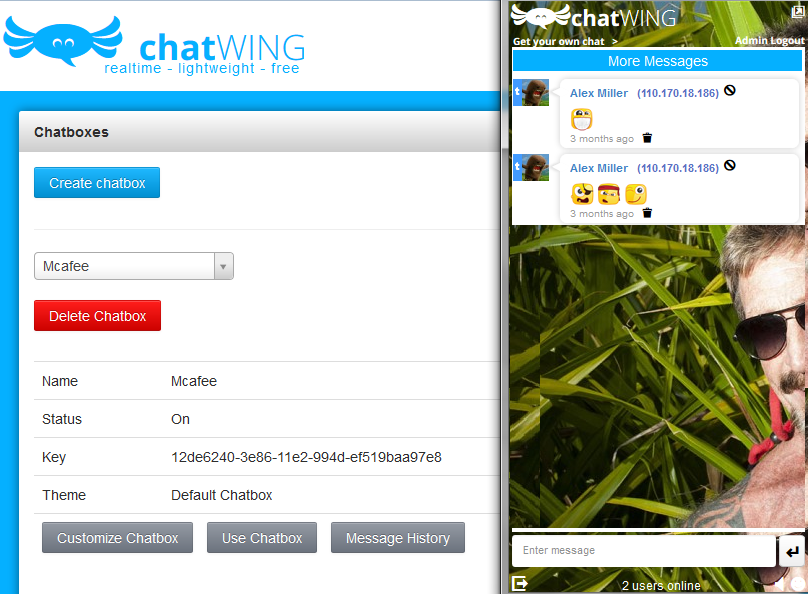Chat room software free  Chat Room Template Software  2019-05-11
