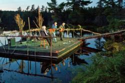 The Forest Festival, Haliburton Highlands, Ontario, Canada