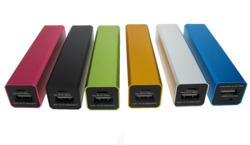 Power Bank portable backup chargers