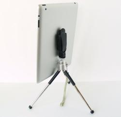 Smart-Mount Tripod Kit with iPad