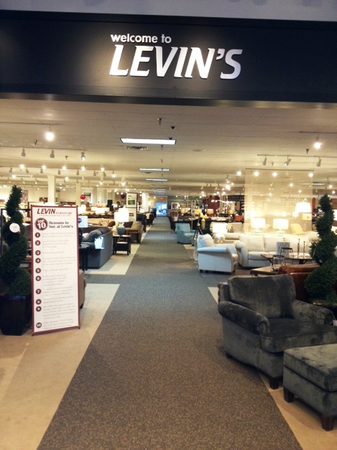 Milestone 15 000th Lednovation Lamp Installed In Levin Furniture And Mattress Stores
