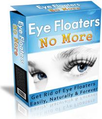 Cure Eye Floaters Eye Drops