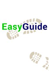 EasyGuide GPS App Splashcreen