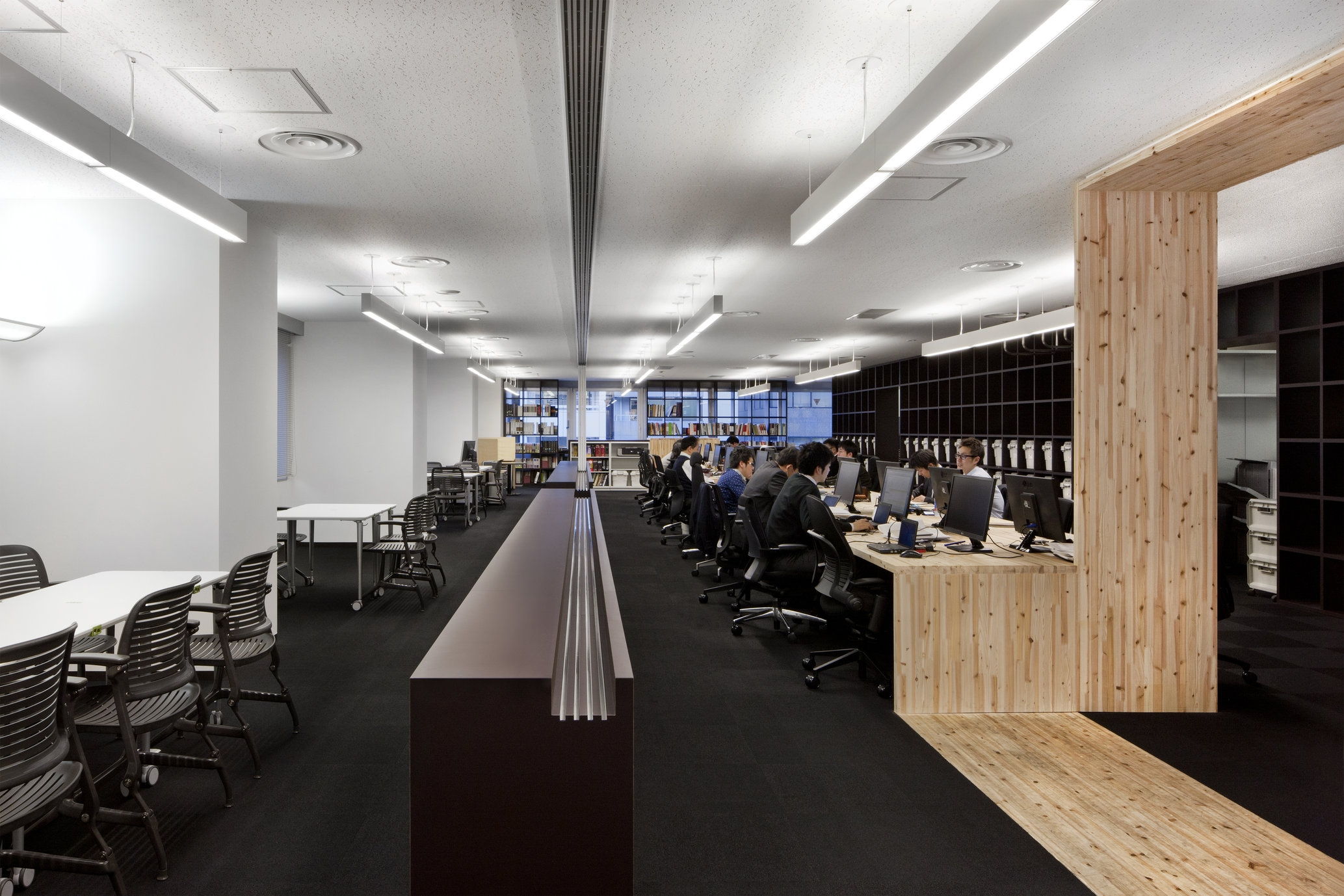 Office Design Company Midas Company Ltd Opens Newly