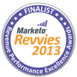 Marketo Revvie 2013 Finalist - ReachForce Marketing Data Solutions