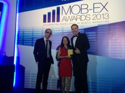 Propertyguru at Mob-Ex awards
