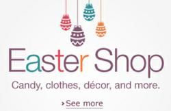 Easter Deals 2013