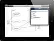Cubetto with Use Case Diagram and open folder view