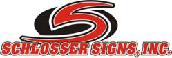Schlosser Signs creates monument signs, LED displays and electronic message centers, parking lot lighting, awnings, and more