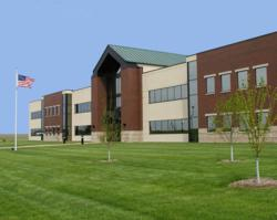 CBE Corporate Headquarters, 1309 Technology Parkway, Cedar Falls, Iowa.