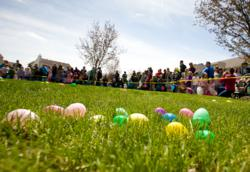 9th annual Easter Egg Hunt at the Timbers of Shorewood.
