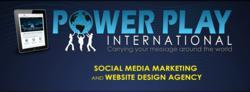 power play international, nyc web design , long island web design
