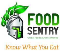 Food Sentry is a global monitoring food source monitoring service that protects consumers.