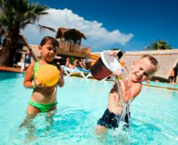 Spring break is a popular time to visit Orlando
