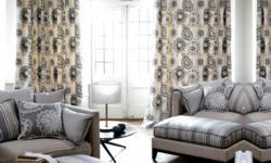 Made to Measure Curtains & Cushions