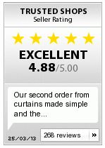 Trusted Shops third party reviews