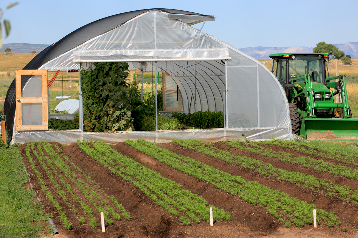 rimol greenhouse systems supports community supported agriculture urban farm in boulder county colorado - Rimol Greenhouse Of Photos