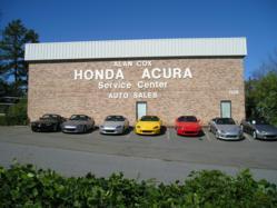 Acura, Honda, Toyota, Lexus, Mazda, Kia and Hyundai service