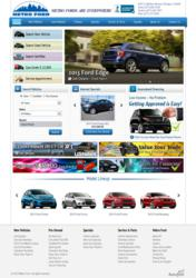 Metro Ford Chicago - Home Page