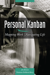 """Personal Kanban"" explains how operational excellence can significantly improve people's lives inside and outside of work."